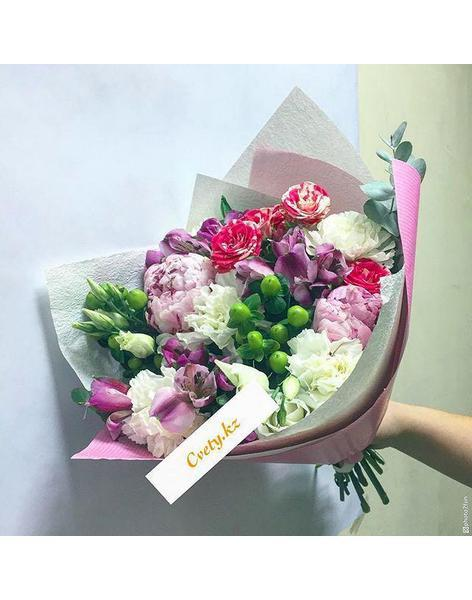 Summer Bouquet: delivery of flowers in