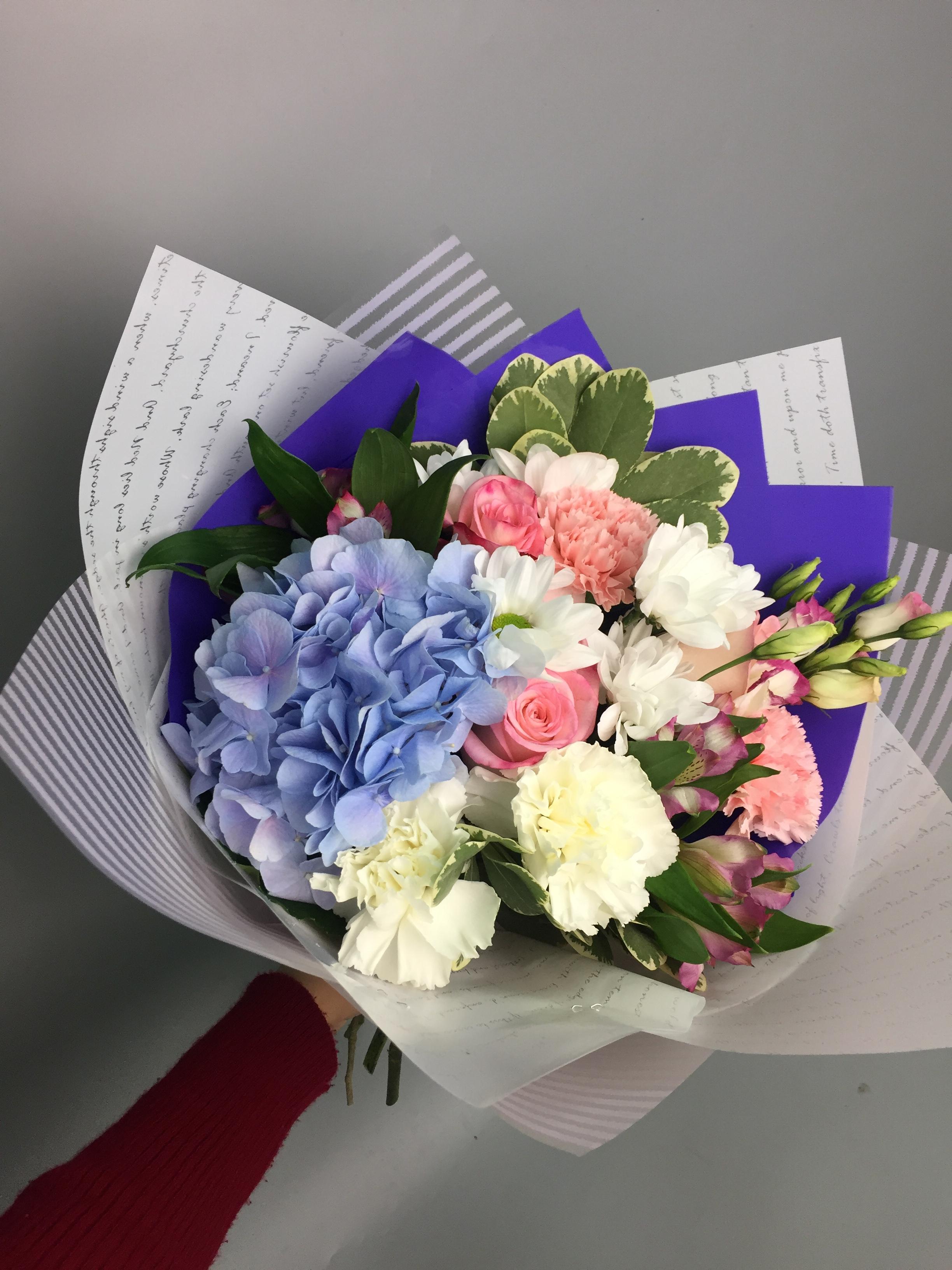 Заказать цветы в астане жирентаева, букеты